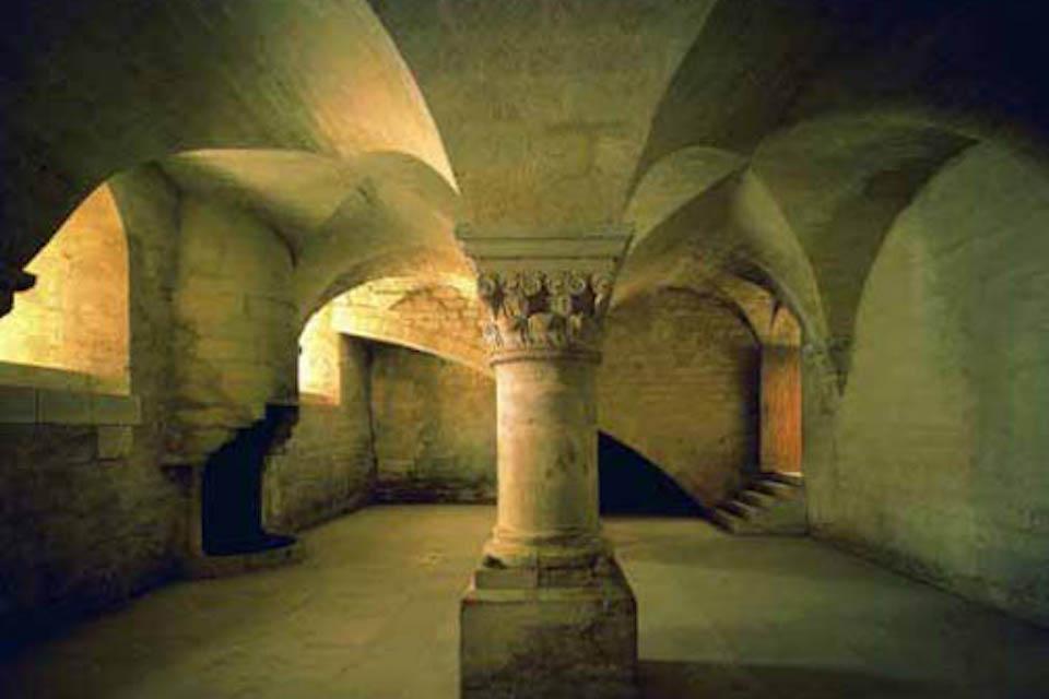 Abbaye De Sénanque Chauffoir
