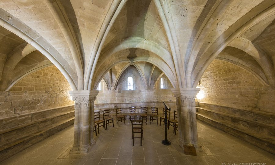 Abbaye de SénanqueReproduction interdite sans l'autorisation de l'auteur.Photo interdite sur les réseaux sociaux ( Face Book et autres).