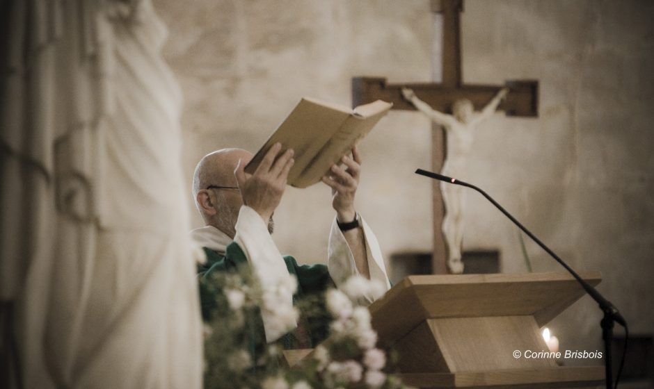 Messe a l'Abbaye Notre Dame de Senanque